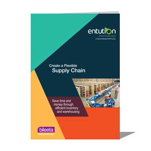 Entution for Supply Chain